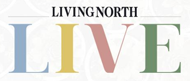 Living North Live North East Logo